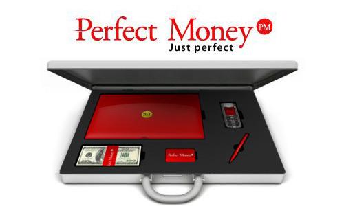 Perfect Money позволяет переводить средства и совершать различные платежи