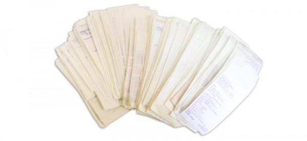 Сохранять платежные документы