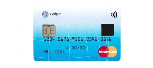 Биометрическая защита в картах Zwipe