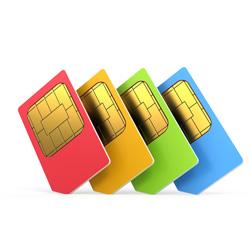 Необходима иметь личная сим-карта для кошелька Qiwi