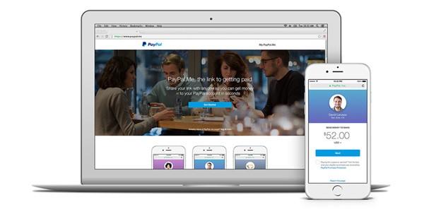 Создание персональных платежных страниц в PayPal Me