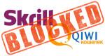 Qiwi и Skrill попали в «черный список» Роскомнадзора из-за сотрудничества с казино