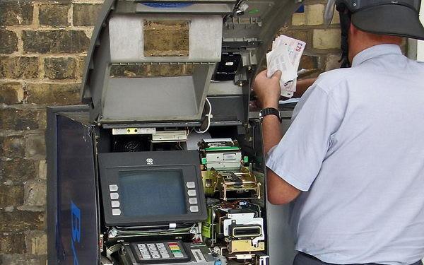 Взлом европейских банкоматов