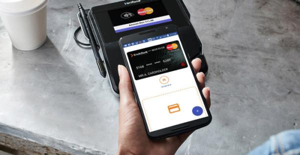 NFC-Wallet против налички: в Украине стартуют платежи нового поколения