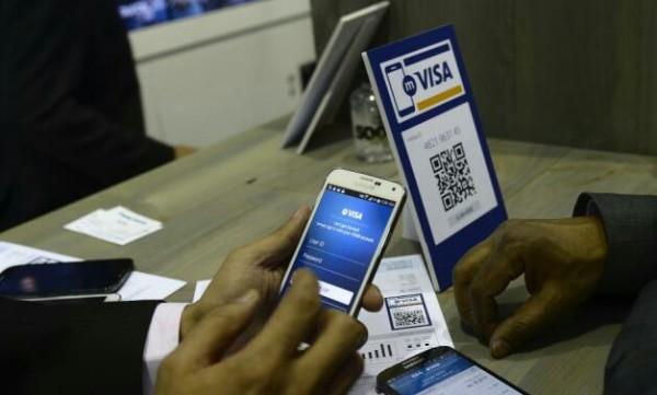 Visa расширяет географию за счет ввода QR-кодов