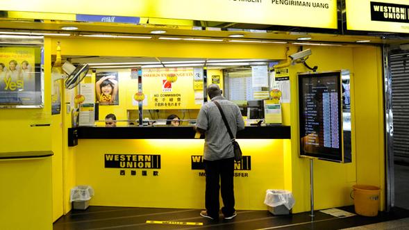 Western uniоn: оставила украинцев без рублей
