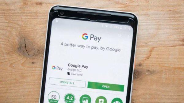 Google Pay бьет рекорды популярности в Украине